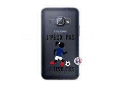 Coque Samsung Galaxy J1 2016 Je Peux Pas J Ai Les Bleues