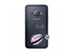Coque Samsung Galaxy J1 2016 Je Peux Pas J Ai Rugby