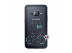 Coque Samsung Galaxy J1 2016 Je Peux Pas J Ai Velo