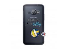 Coque Samsung Galaxy J1 2016 Je Peux Pas J Ai Volley