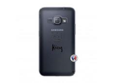 Coque Samsung Galaxy J1 2016 King