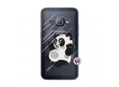 Coque Samsung Galaxy J1 2016 Panda Impact