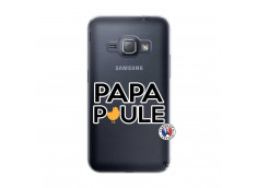 Coque Samsung Galaxy J1 2016 Papa Poule