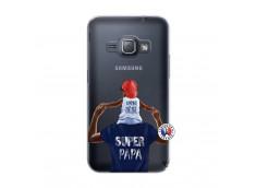 Coque Samsung Galaxy J1 2016 Papa Super Heros