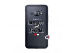 Coque Samsung Galaxy J1 2016 Rien A Foot Allez Arsenal