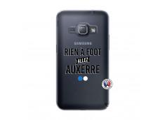 Coque Samsung Galaxy J1 2016 Rien A Foot Allez Auxerre