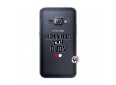 Coque Samsung Galaxy J1 2016 Rien A Foot Allez Dijon
