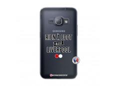 Coque Samsung Galaxy J1 2016 Rien A Foot Allez Liverpool
