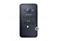 Coque Samsung Galaxy J1 2016 Rien A Foot Allez Madrid