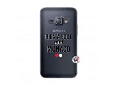 Coque Samsung Galaxy J1 2016 Rien A Foot Allez Monaco