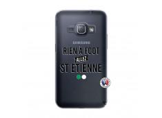 Coque Samsung Galaxy J1 2016 Rien A Foot Allez St Etienne