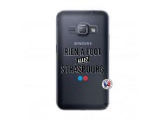 Coque Samsung Galaxy J1 2016 Rien A Foot Allez Strasbourg