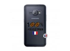 Coque Samsung Galaxy J1 2016 100% Rugbyman