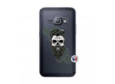 Coque Samsung Galaxy J1 2016 Skull Hipster