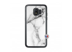 Coque Samsung Galaxy J2 2018 White Marble Translu
