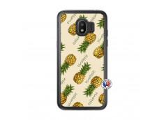 Coque Samsung Galaxy J2 2018 Sorbet Ananas Translu
