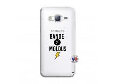 Coque Samsung Galaxy J3 2016 Bandes De Moldus