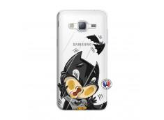 Coque Samsung Galaxy J3 2016 Bat Impact