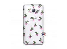Coque Samsung Galaxy J3 2016 Cactus Pattern