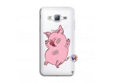 Coque Samsung Galaxy J3 2016 Pig Impact