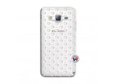 Coque Samsung Galaxy J3 2016 Little Hearts