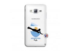 Coque Samsung Galaxy J3 2016 Coupe du Monde Rugby-Argentine