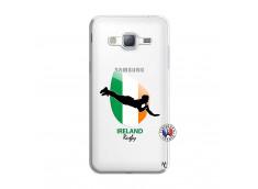 Coque Samsung Galaxy J3 2016 Coupe du Monde Rugby-Ireland