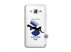 Coque Samsung Galaxy J3 2016 Coupe du Monde Rugby-Scotland