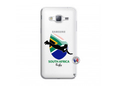 Coque Samsung Galaxy J3 2016 Coupe du Monde Rugby-South Africa