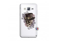 Coque Samsung Galaxy J3 2016 Dandy Skull