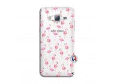 Coque Samsung Galaxy J3 2016 Flamingo