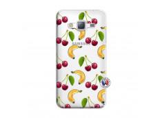 Coque Samsung Galaxy J3 2016 Hey Cherry, j'ai la Banane