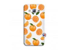 Coque Samsung Galaxy J3 2016 Orange Gina