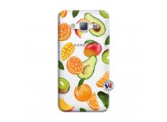 Coque Samsung Galaxy J3 2016 Salade de Fruits