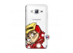 Coque Samsung Galaxy J3 2016 Iron Impact