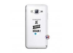 Coque Samsung Galaxy J3 2016 Je Crains Degun