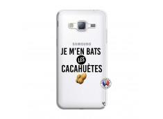 Coque Samsung Galaxy J3 2016 Je M En Bas Les Cacahuetes