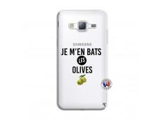 Coque Samsung Galaxy J3 2016 Je M En Bas Les Olives