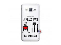 Coque Samsung Galaxy J3 2016 Je Peux Pas J Ai Barbecue