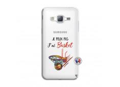 Coque Samsung Galaxy J3 2016 Je Peux Pas J Ai Basket