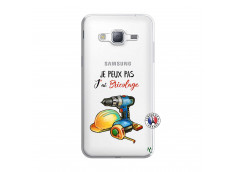 Coque Samsung Galaxy J3 2016 Je Peux Pas J Ai Bricolage