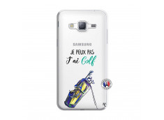 Coque Samsung Galaxy J3 2016 Je Peux Pas J Ai Golf
