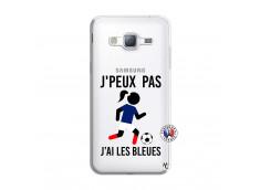 Coque Samsung Galaxy J3 2016 Je Peux Pas J Ai Les Bleues