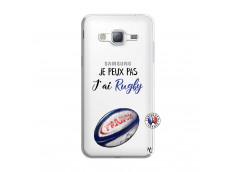 Coque Samsung Galaxy J3 2016 Je Peux Pas J Ai Rugby