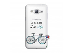 Coque Samsung Galaxy J3 2016 Je Peux Pas J Ai Velo