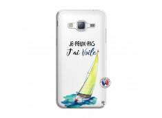 Coque Samsung Galaxy J3 2016 Je Peux Pas J Ai Voile
