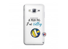 Coque Samsung Galaxy J3 2016 Je Peux Pas J Ai Volley