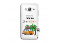 Coque Samsung Galaxy J3 2016 Je Peux Pas Je Suis A La Retraite