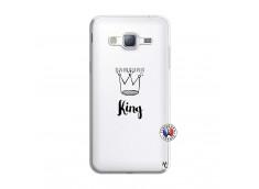 Coque Samsung Galaxy J3 2016 King