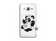 Coque Samsung Galaxy J3 2016 Panda Impact